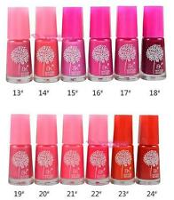 Multi-colors Fashion Lady Womens Water-based Peelable Nail Polish 7ml/Bottle New