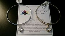 CHEAP Alex and Ani Crystal Color Therapy Illumination in Crystal Pick Your Color