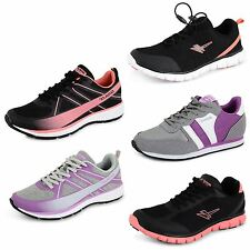 Womens Trainers Ladies Gola Shoes Casual Lace Up Gym Running Fitness Sneakers