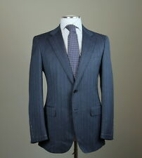 New Uman by Umberto Angeloni CEO of Brioni Handmade Suit Sizes 38 & 44/46 NWT