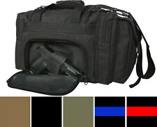 Concealed Carry Gun Range Large Covert Tactical MOLLE Carry Duffle Bag