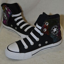 Converse All Star CT Easy Slip Hi Black/Multi Girl's  Sneakers - Assorted Sizes
