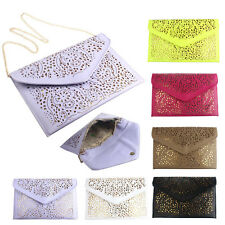 2015 Fashion Women Handbag Envelope Clutch Shoulder Bags Messenger Bag Purse Hot