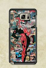 Cheap Harley Quinn Batman Comic For Case Cover Samsung galaxy Note 2 3 4 5