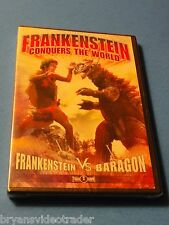Frankenstein Conquers the World 1965 New Factory Sealed 2007 DVD Release Rare