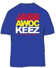 America's Best Dance Crew MTV Adult Jabbawockeez Dance Stack Logo Blue T-shirt