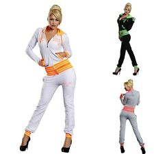 SEXY JOGGING SUIT For Women - Leisure / Fitness / Sports Pants - 3 Colors