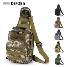 Desert Tactical Fishing Camping Equipment Outdoor Sport Nylon Wading Chest Bag