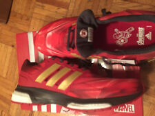 ADIDAS MARVEL AVENGERS IRON MAN LIM EDITION SHOES RESPONSE BOOST TF LTD