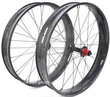 26er Clincher MTB bike Wheel set Axle Thru Chosen hub Mountain bike tubuless