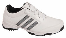 New Mens Adidas Pure 360 Lite NWP Golf Shoes White Black- Any Size! Retail: 100