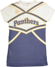 Juniors Friday Night Lights Dillon Panthers Cheer Uniform SUBLIMATED T-Shirt Tee