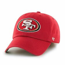 '47 Brand San Francisco 49ers  Franchise Fitted Hat - Red