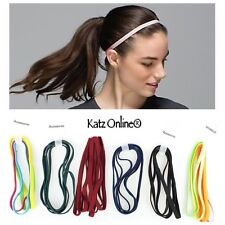 Katz Ladies Girls 2x Snag Free Elastic Head Bands Hairbands School Sports Hair