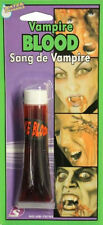 Vampire Zombie Dracula Fake Blood Make-Up Halloween Theatrical Fancy Dress