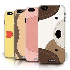 STUFF4 Back Case/Cover/Skin for Apple iPhone 6/Animal Stitch Effect