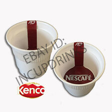 In Cup Drinks for Kenco Machines, 76mm Foil Sealed, Nescafe Coffee (3 Variants)