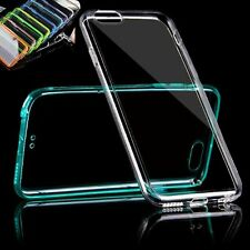 Clear Transparent Plastic TPU Back Case Cover Bumper For Apple iPhone 6 6 Plus