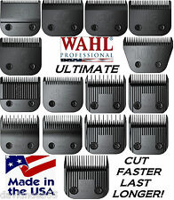 WAHL ULTIMATE COMPETITION SERIES Pet Grooming BLADE*FitMost Oster,Andis Clippers