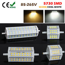 Dimmable 10W 15W 20W R7S J78 5730 SMD LED Lamp Flood Light Halogen Bulb Energie