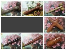Thai Massage Wooden Stick Tool Reflexology Roller Hand Foot Back Body Therapy