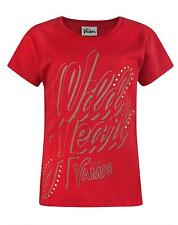 Official The Vamps Wild Heart Girl's T-Shirt