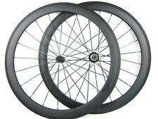 50mm Carbon Fiber Road Bike Wheels Cycle Carbon wheelset Light Weight 20.5mm