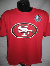 NFL San Francisco 49ers Jerry Rice #80 Hof Jersey Shirt Mens Sizes Nwt Red New