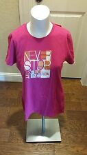 The North Face Womens Short Sleeve Never Stop Tee Shirt NWT