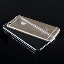 Hard Transparent Crystal Clear Slim PC Case Cover For iPhone 6S / 6S Plus cltrd
