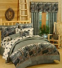 The Bears Bed in Bag or Comforter Sets - Blue Ridge Trading
