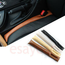 Universal Car PU Leather Holster Auto Seat Pad Gap Spacer Filler Pad Leakproof