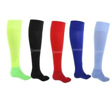 Pair Mens Winter Thicken Over Knee Long Socks Tube Soccer Football Rugby Sports