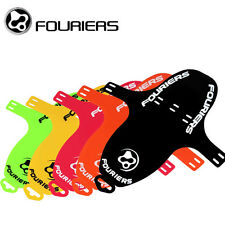 Fouriers MTB DH XC AM Fork Fender Or Rear Saddle Rail Mud Guards Mudguard PP