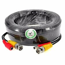 10M 20M 30M 40M,50M Video Power BNC RCA Cable for CCTV DVR Camera System
