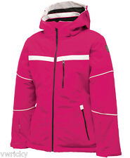 Dare2b GIRLS ICICLE ELECTRIC PINK Ski Snowbooard Jacket Age 13/14, 15/16 years
