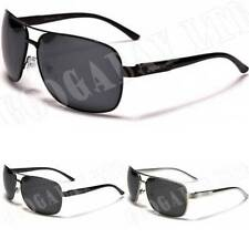 New Polarized Sunglasses Mens Fishing Sturgeon UV Aviator Designer Black 9314