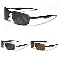Polarized Sunglasses New XLOOP Mens Womens Designer Aviator Black UV400 484
