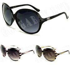 D.G Womens Ladies Vintage Designer Sunglasses Fashion 680 New UV400 Black Retro