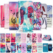 Pattern -YB Leather Wallet Case Cover For Apple iPhone 6G 6S/6S Plus 4S/5S/5C