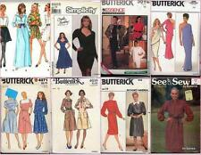 OOP Butterick Sewing Pattern Misses Dresses  Size 14 You Pick