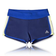 Adidas Go-to-Gear M10 Fitted Womens Blue Climalite Running Shorts Pants