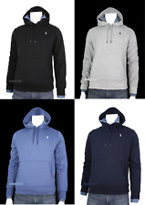 NWT Polo Ralph Lauren Men's Pony Fleece Pullover Hoodie Sweatshirt MSRP $98.00