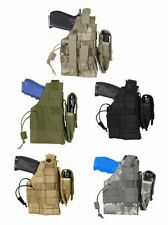 MOLLE Law Enforcement Tactical Modular Ambidextrous Holster Rothco