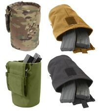 MOLLE Compatible Roll Up Utility Tactical Dump Pouch Rothco 51007
