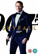 Skyfall [DVD] DVD Daniel Craig, Judi Dench James Bond 007