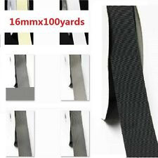 "Grosgrain Ribbon 5/8"" /16mm WhoLesaLe 100 Yards, Discount White Gray n BLacks"