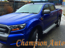 Ford Ranger Double Cab Side Steps Running Boards Aluminum 2012-2016 (CMP98)