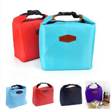 Picnic Insulated Lunch Bag Box Container Cooler Thermal Waterproof Tote Bag