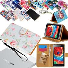 For Various OPPO SmartPhones Leather Wallet Card Stand Magnetic Flip Case Cover
